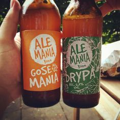 Some seriously tasty brews from @alemaniabeer in #bonn #deutschland #germany