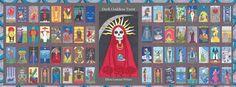 Tarot friend Arnell Ando has published a new Tarot deck:  The Dark Goddess Tarot by Ellen Lorenzi-Prince. I think it's unique! What do you think? http://darkgoddesstarot.com/