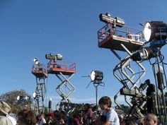 Taping of the Walt Disney World Christmas parade - 2008 - by Jamie Benny
