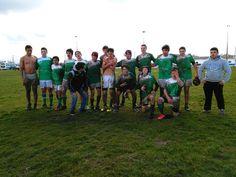 SUB 16 - Resultado final #cascais #cascaisrugby #rugby   Cascais Rugby 46 x Academia Setubal 0  SEMPRE A CRESCER, VIVA O CASCAIS!!!