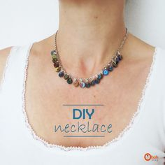 Ohoh Blog - diy and crafts: DIY necklace