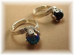 Saturn Swirl Ring | JewelryLessons.com
