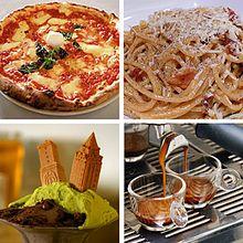 italiyan foods