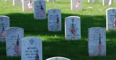 Famous People Buried at Arlington National Cemetery