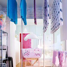 Χώρος Πλυντηρίου IKEA Greece