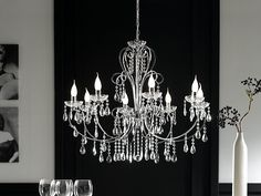 Chandeliers Crystal Traditional/Classic Bedroom/Dining Room/Study Room/Office/Hallway Metal Save up to Off at Light in the Box using Coupon and Promo Codes. Chandelier Bedroom, Metal Chandelier, Crystal Chandeliers, Cheap Chandeliers For Sale, Cheap Candles, Modern Candles, Modern Traditional, Transitional House, Buying Wholesale