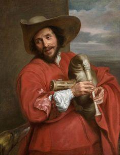 Anthony van Dyck, Francois Langlois as a Savoyard, about 1637. Oil on canvas. ۩۞۩۞۩۞۩۞۩۞۩۞۩۞۩۞۩ Gaby Féerie créateur de bijoux à thèmes en modèle unique ; sa.boutique.➜ http://www.alittlemarket.com/boutique/gaby_feerie-132444.html ۩۞۩۞۩۞۩۞۩۞۩۞۩۞۩۞۩