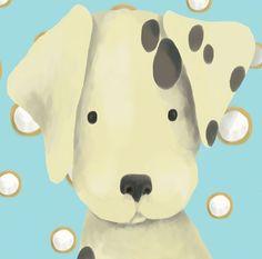 Radley the Dalmatian