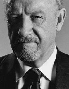 Gene Hackman. Versatile actor with a long list of great movies and interesting characters.