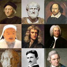 ¿Qué figura histórica eres?