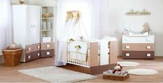 🍼Baby crib Paula Latte collection 100 natural wood available chest of drawers with changing tray, crib, hanging shelf 🇵🇱 Made in Poland Dream Baby, Hanging Shelves, Baby Bedroom, Kids Store, Baby Cribs, Kids Furniture, Latte, Toddler Bed, Drawers