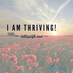 I AM THRIVING! Today's affirmation. If there is an area on your life where you are experiencing lack from old beliefs your created and witnessed and manifested. You have the ability to change your thoughts and create new beliefs by feeling into the life you want to create for yourself now. See yourself thriving in all you do. __________________________________ #lifequotes #LifesPurpose #quote #spirituality #spiritjunkie #esoteric #holistic #energy #allow #spiritualgangster #peace #unity…