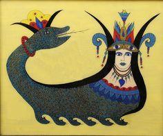Sacred Feminine, Divine Feminine, Turkish Art, Prehistory, Archetypes, Mythical Creatures, Deities, Pagan, Mythology