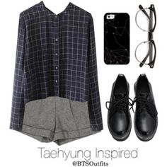 Basic Colors: Taehyung