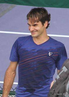 Roger Federer - Indian Wells 2013