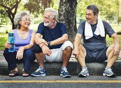 Active living, healthy ageing