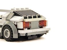 Delorean DMC-12 (With Building Instructions)