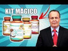 Kit Quarteto Magico! Dr. Lair Ribeiro Fala sobre os SUPLEMENTOS ESSENCIAIS !!! - YouTube Harvard Medical School, Lair Ribeiro, Heath And Fitness, Qigong, Tai Chi, Reiki, Coco, Health And Beauty, Healing