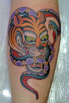 tigersnakeasne