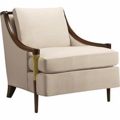 Signature Lounge Chair is part of Armchair furniture - Signature Lounge Chair by Baker Furniture Baker Furniture, Large Furniture, Sofa Furniture, Sofa Chair, Contemporary Furniture, Armchair, Furniture Design, Bedroom Chair, Plywood Furniture