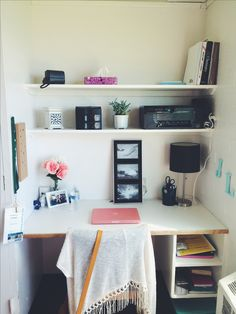 Cute college dorm room