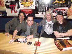 @ the Atlanta premier of the Devils Carnival with Terrance Zdunich, Darren Lynn Bousman & J LaRose ahhh what a night ~