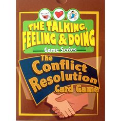 are games and sports are good ways of resolving conflicts Conflicts happen even in healthy relationships easy to say but hard to do, compromising is a major part of conflict resolution and any successful relationship.