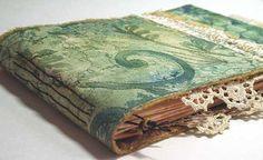 DJ Pettitt Book and Journal Gallery-pinned for binding technique