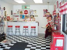 betty boop diner
