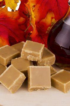 Creamy Pure Maple Candy Recipe