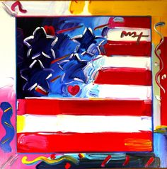 """Peter Max Originals 
