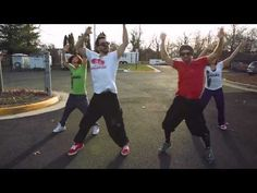 Happy By Chakaboom Fitness - YouTube