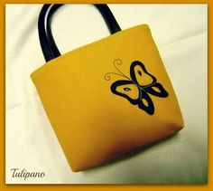 Pillangós kis kézitáska Reusable Tote Bags