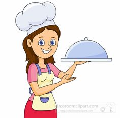 lady-with-a-covered-food-tray-clipart-5122.jpg