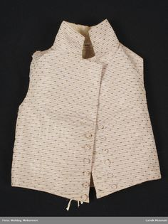 Vest @ DigitaltMuseum.no Vest, Pink, Tops, Women, Fashion, Moda, Rose, Women's, Fasion