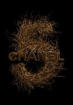 Chanel by Txaber https://www.behance.net/gallery/Chanel/13480543
