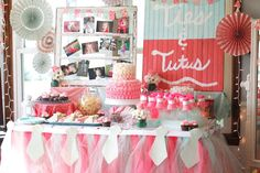Fridays at the Farm: Ties and Tutus party....My Favorite Party yet!