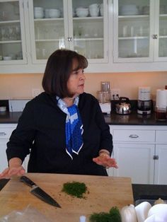 Ina Garten | How easy is that? | home made ricotta