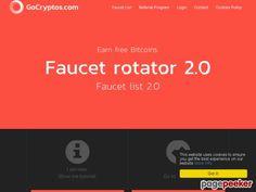 Get bonus Satoshi with these Bitcoin Faucet Rotators