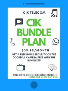 75munlimited Home Internet Home Phone Bundle Plan Home Tv