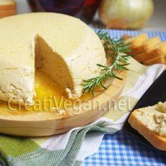 Un queso vegano