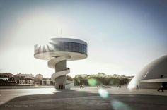 Centro Niemeyer. Avilés. Asturias