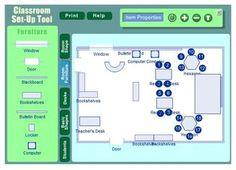 Room Setup - The School Supply Addict Classroom Seating Plan, Classroom Floor Plan, Classroom Seating Arrangements, Classroom Map, Classroom Arrangement, Classroom Layout, Classroom Tools, Online Classroom, Classroom Setting