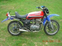 Kawasaki Z440LTD
