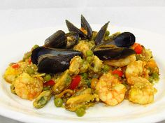 Voedselzandloper-proof: Paella van quinoa