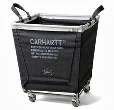 Carhartt x Seele Canvas Basket by *PrimerasNecesidades*