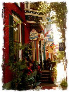 Jim Thorpe, PA by Christina Dunmire, via Flickr