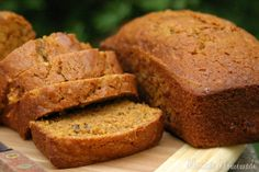Pumpkin-Bread - I tried this recipe and it turned out super good and stayed moist for a few days! I highly recommend it ;-)