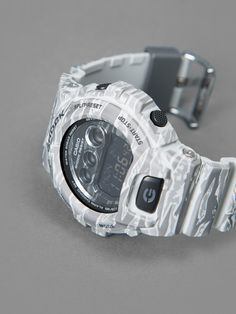 G-Shock camo wrist watch #gshock #casio