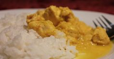 Failsafe Foodie: Not Quite Curry